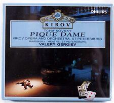 TCHAIKOVSKY Pique Dame / GERGIEV - 3 CD BOX SEALED