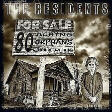 80 Aching Orphans-40 Years Of The Residents von The Residents (2017)