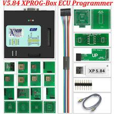 2018 Latest Version XPROG-M V5.84 X-PROG Box ECU Chip Tunning with USB Dongle