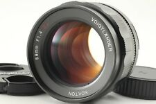 [Top MINT] Voigtlander Nokton 58mm f/1.4 SL II Lens For Nikon from Japan #340