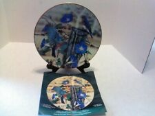 Bluebirds & Morning Glories Favorite American Songbirds Collection No. 2870A