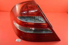 A6 03-06 MERCEDES W211 E320 E350 SEDAN LEFT DRIVER TAIL LIGHT REAR LAMP ASSEMBLY