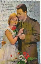 Couples Postcard - Romance - Ref 16744A