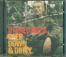 Stereo Mcs - Deep Down & Dirty Cd Perfetto