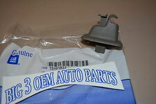 Chevrolet Express Kodiak GMC Topkick Pewter Sunshade RETAINER new OEM 15191837