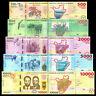 BURUNDI 2015 FULL SET 5 PCS 500-1000-2000-5000-10000 Francs p50-p54 UNC-NEW