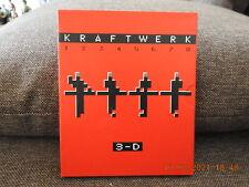 Kraftwerk 3-D Der Katalog Box Set DVD & Blu-ray