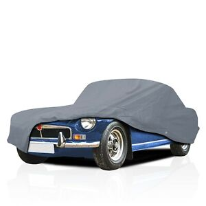 [CSC] Semi Custom Fit 5 Layer Waterproof Car Cover for MG MGB Roadster 1962-1980