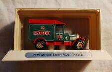 VTG 1993 Matchbox Models of Yesteryear 1929 Morris Light Van - Fuller's - A++