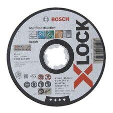 Bosch X-LOCK Trennscheibe Multi Construction 125x1x22,23 mm für Winkelschleifer