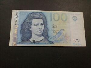Estonia 100 Krooni 1999