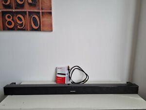 Sharp HT-SB140 150W 2.0 Slim Universal Wall Mountable Soundbar With Bluetooth