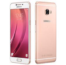 "Samsung Galaxy C5 C5000 Pink Gold 5.2"" 16MP 64GB 4GB RAM Android Phone By FedEx"