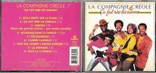CD 9 TITRES LA COMPAGNIE CRÉOLE CA FAIT RIRE LES OISEAUX DE 1986 ZAGORA TBE
