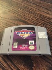 NFL Blitz 2000 Nintendo 64 N64 Game Cart Tested Works NE5