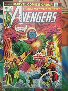 Avengers #129 F/VF KANG appearance  Classic cover