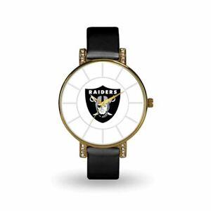 NFL Oakland Raiders Lunar Watch by Rico Industries