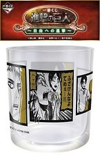 Banpresto Ichiban Kuji Attack On Titan Kyojin Prize I Glass Cup Eren Jean Mikasa