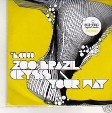 (M531) Zoo Brazil, Crysis / Your Way - DJ CD