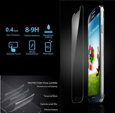 Premium Tempered Glass Screen Protector Film for Samsung Galaxy S4 mini i9190