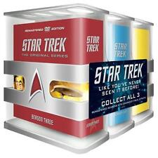 Star Trek: The Original Series - Seasons 1 - 3  Pack (DVD, 2008, 25-Disc Set)