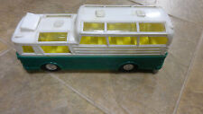 1960's   VINTAGE MAK'S  TOYS TOUR BUS  FRICTION  USED  VERY RARE   HONG KONG