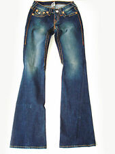 True Religion Rainbow  Joey Damen Hose Neu Jeans 24
