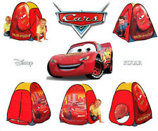 Disney Cars Play Tent - Red - BOXED - ** BID TODAY **