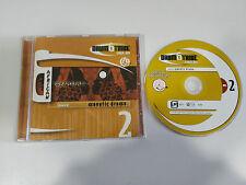 AFRICAN BREAKBEATS DRUM & TRIBE CYBER JAM - CD 2001 GERMAN EDITION