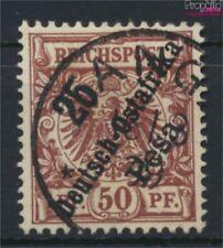 Allemand-Afrique orientale 10 oblitéré 1896 émision de surcharge (9119900