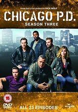 Chicago PD - Season 3 DVD 2016