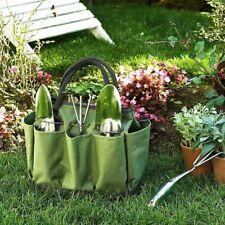 Garden Tools Holder Tote Bag Carrier Storage Oxford HandBag Organizer Outdoor
