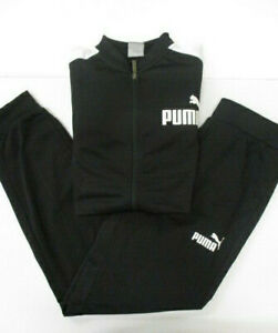 Puma BB Polyester Tracksuit JUNIOR SIZE 13-14 YEARS REF CN72+ R