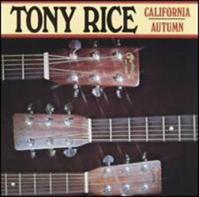 Tony Rice - California Autumn (CD Used Like New)