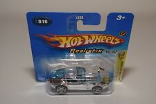 V 1:64 HOTWHEELS FORD SHELBY GR-1 CONCEPT CHROME PLATED MINT BOXED ON SHORT CARD
