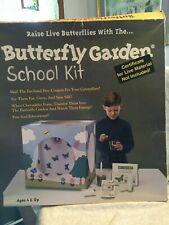 Butterfly Garden Raise Painted Lady Butterflies then release.