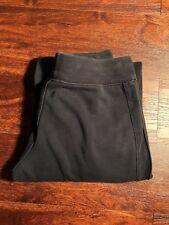 NIKE Kid's Black Sweat Pants Athletic Gear Size Large
