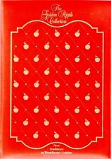 The Golden Apple Collection Cookbook 1st 1988 Westchester NY White Plains Hosp