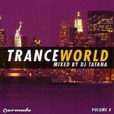 Various Artists : Trance World 8: Mixed By Tatana - Volume 8 CD 2 discs (2009)