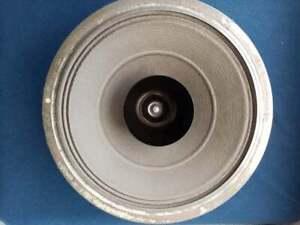 Vintage Philips Full Range 21.5 cm Alnico Magnet Speaker Bakelite Diffusor