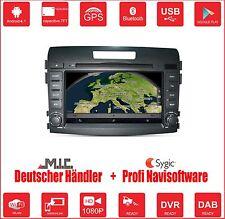 Autoradio Android Naviceiver Moniceiver 4.1 A9 1080P WIFI GPS Navi für Honda CRV