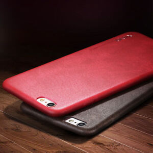 X_Level Branded High Quality soft PU Leather Back Case Cover for iPhone Models