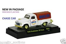 M30 M2 31510 MOON PIE 1949 STUDEBAKER 2R TRUCK LIMITED  500 PIECES 1:64 CHASE