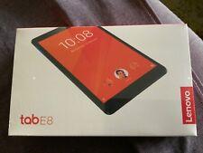 tablette lenovo E8 neuve dans son emballage