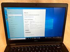 """Dell Latitude 5490 14"""" 1080p Touchscreen, i5-8350CPU, 256SSD, 8Gb RAM W10P(8814)"""