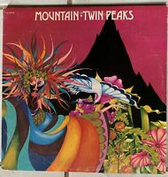 MOUNTAIN:Pre-Owned LP: - TWIN PEAKS Double LP [rarely played]