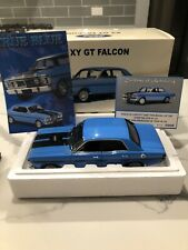1/18 BIANTE / AUTOart  FORD FALCON XY GTHO TRUE BLUE #72779