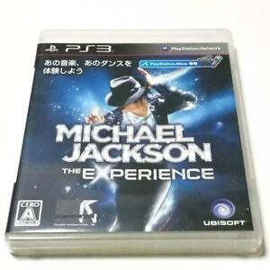 PS3 Michael Jackson The Experience 02264 Japanese ver from Japan
