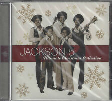 CD ♫ Compact disc **JACKSON 5 ULTIMATE CHRISTMAS COLLECTION** nuovo sigillato