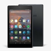 "Kindle Fire HD 8 Tablet with Alexa, 8"", 32GB (7th gen) - U.K. stock !!!"